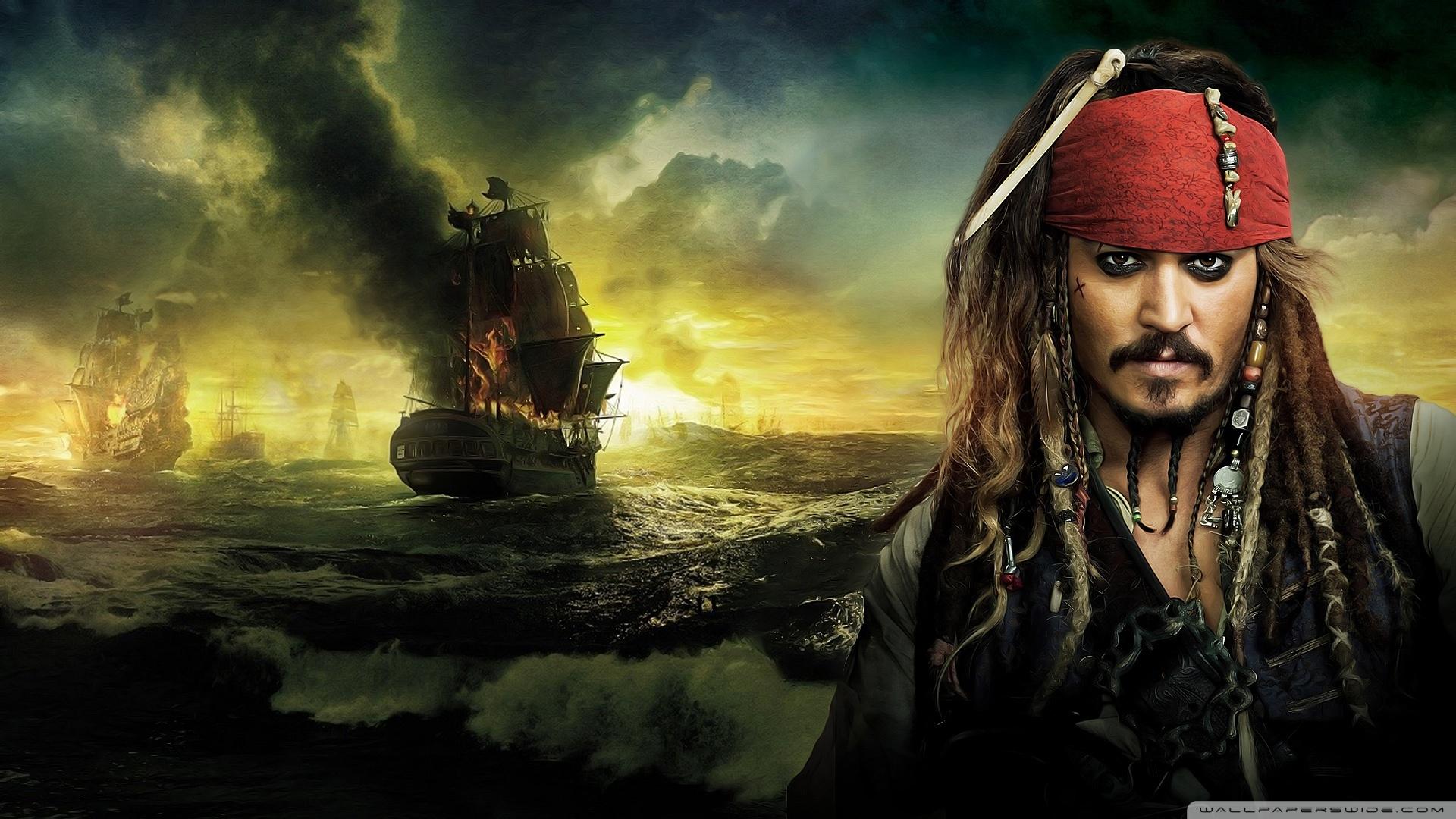 加勒比海盗party主题